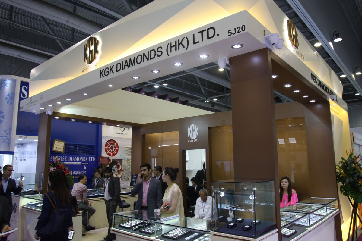 Hong kong jewellery and gem fair kgk group for International azerbaijan decor expo