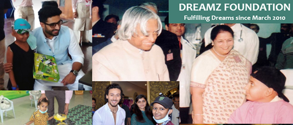 KGK Dreamz Foundation - Fulfilling Wishes