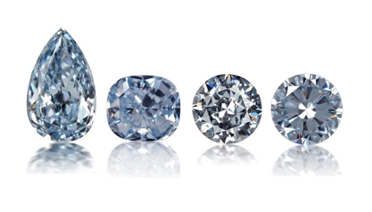 What Makes the Blue Diamonds Rare and Valuable?