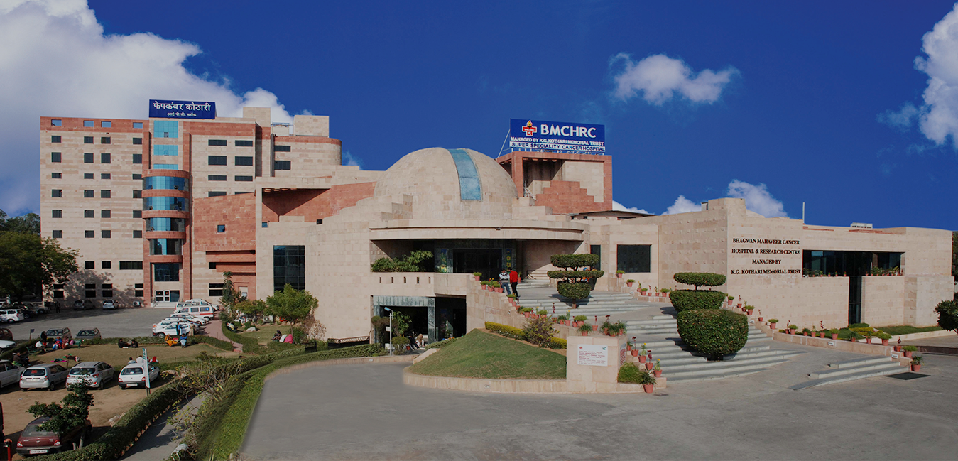 Infrastructure advancement at KGK's cancer treatment facility in India