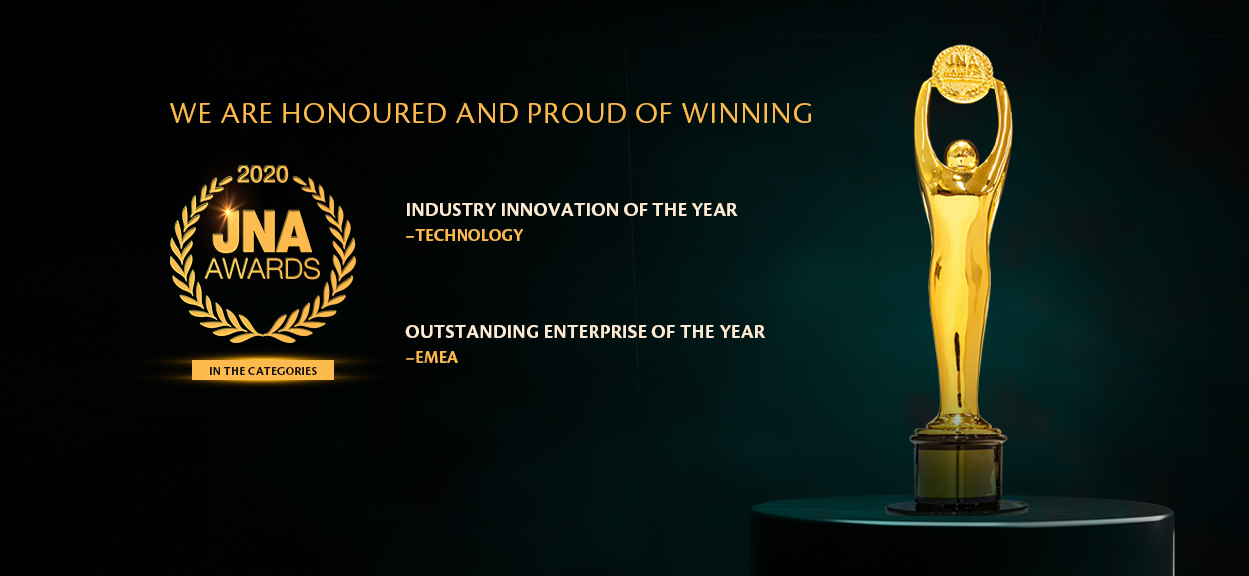 Repeating The Success Story: KGK Group Wins 2 Awards At JNA 2020